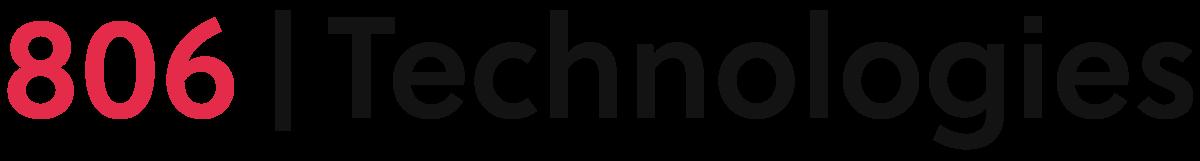806 Technologies Logo